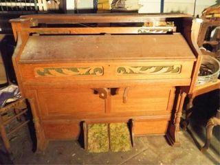 Estey Pump Organ  Project Piece