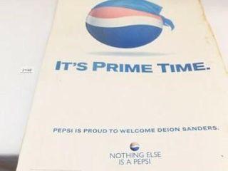 Pepsi  Deion Sanders Advertising  5