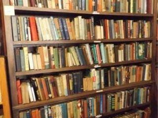 Wood Bookshelf  no contents