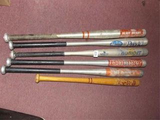 Ball Bats    6