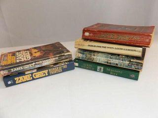louis l Amour  Zane Gray Books  6