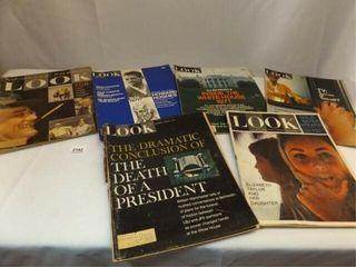 1960 s  70 s lOOK Magazines  6
