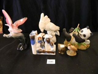 Animal Figurine Assortment   6