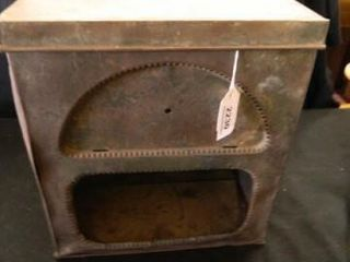Biscuit Warmer  Patented 1907