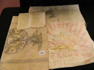 Flour Sack  Sugar Sack  Feed Sacks