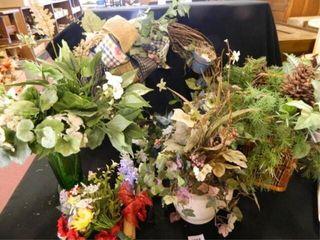 Floral Arrangements  Wreath