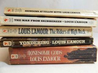 louis l amour Paperback Books  5