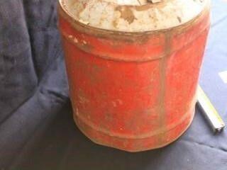 5 gal Hydraulic oil can