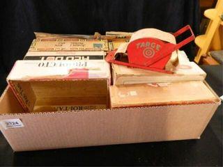 Target Cigarette Roller  Vintage