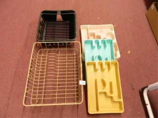 Kitchen Items  Dish Drainers