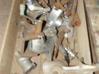 Metal Food Grinders  Parts   1 Box