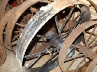 Metal Wheels  5    Variety