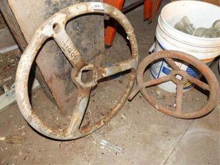 Metal Wheels  2