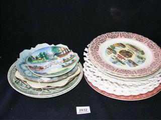 Decorative Plates 14 Total