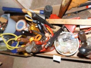 Tools  Repair Items   2 Boxes