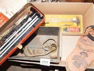 Gun Related Items   1 Box