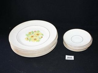 Staffordshire England  Summertime  Dishes