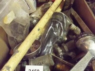 Plumbing Related Items   1 Box