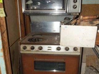 Signature Dual Oven w  Stove Top