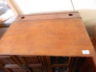 Wooden Top to School Desk