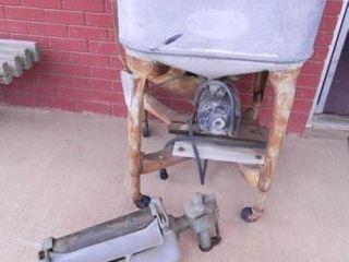 Wringer Washing Machine Vintage