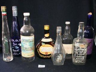 Glass Bottles  Heinz Ketchup  Jack DanielsIJ