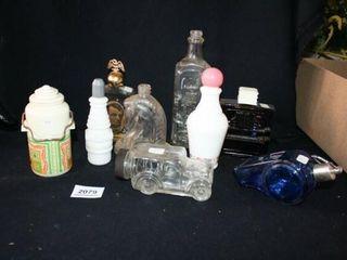 Avon Bottles   9 Bottles total