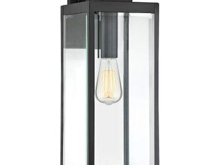 Copper Grove Zhytomyr Glass Indoor Outdoor 1 light Sconce   Set of 2