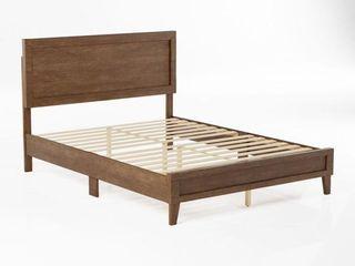 Brookside leah Classic Wood Platform Bed   King
