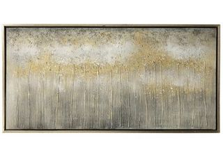 Strick   Bolton Hand painted Abstract Wall Art   Wood