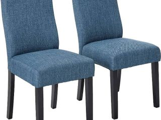 Corbin Dining Chair  Set of 2  by Christopher Knight Home  Retail 194 99