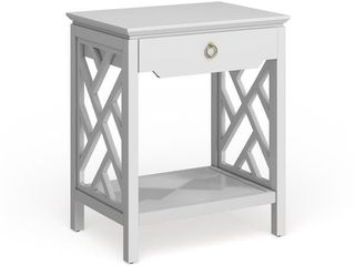 Torrey Chippendale style Nightstand by Greyson living