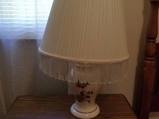 Table lamp 21  tall