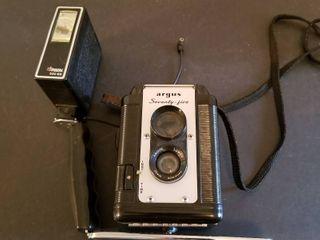 Vintage Argus camera