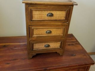 Small dresser 18 by 13 by 10
