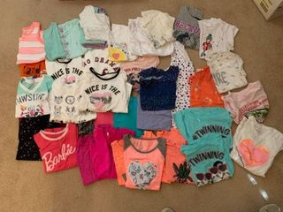 Girls clothing size extra large