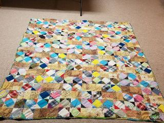 Quilt 6 and a 1 2 feet by 6 and a 1 2 feet