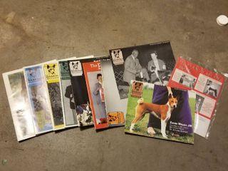 Basenji magazines