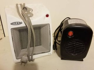 Small electric heaters