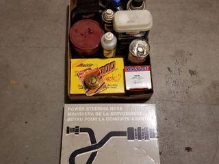 Car care supplies