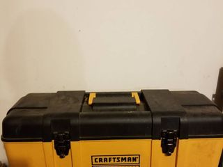 Craftsman Professional tool box with contents