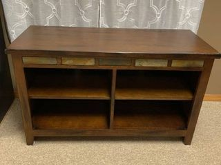 Four shelf sideboard 25 by 42 by 14