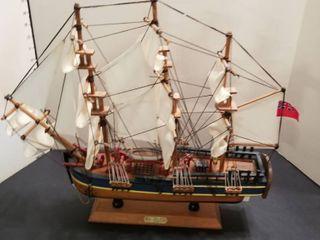 H M S  Endeavour ship