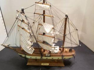 Gorch Fock ship
