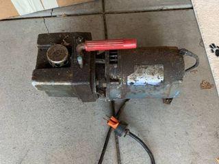 Westinghouse AC motor