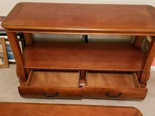 Sofa table 28 x 50 x 18