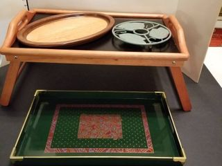 Serving trays and trivets