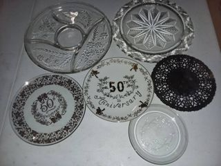 Platters and Plates