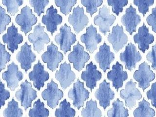 Ocean Waves Removable Wallpaper   10 ft H x 24 inch W