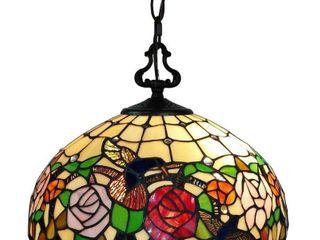 Amora lighting Tiffany Style Hanging lamp